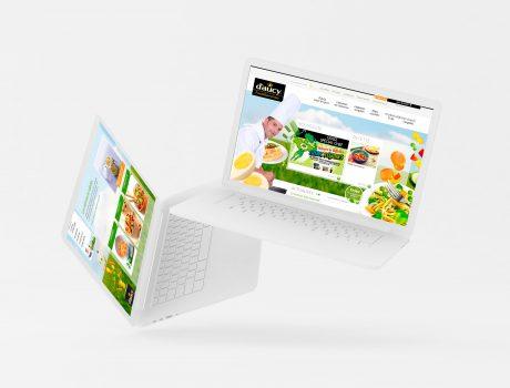 Site web produit