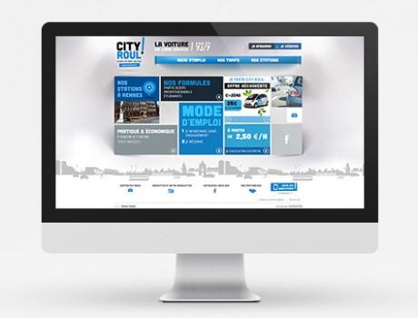 Création de site web